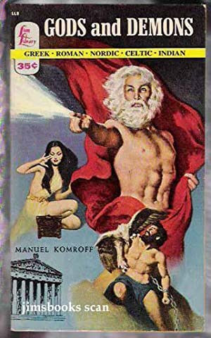 Gods And Demons: Komroff, Manuel