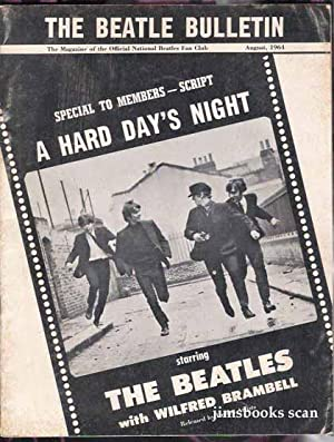 The Beatle Bulletin A Hard Day's Night Script: The Beatles Alun Owen