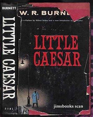 Little Caesar: Burnett, W R