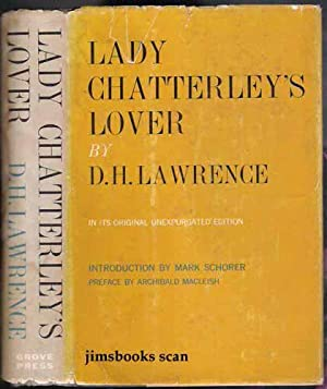 Lady Chatterley's Lover In Its Original Unexpurgated: Lawrence, D H