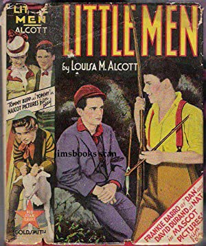 Little Men (Photoplay Edition): Alcott, Louisa M