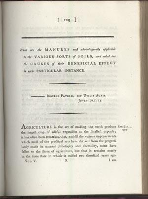Essay, in answer to the following question . . . Together with 6 other papers by Kirwan . . .: ...