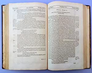 The anatomy of melancholy. 2nd (first folio) ed: Burton, Robert