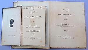 The works of . . . edited by James F. Palmer. 4 vols. plus atlas: Hunter, John
