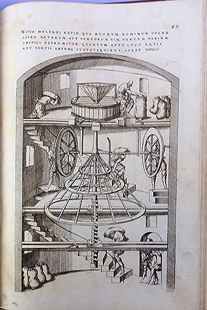 Theatrum instrumentorum et machinarum: Besson, Jacques