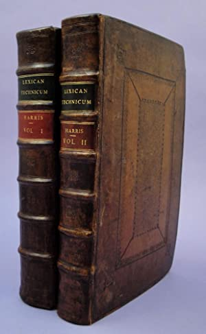 Lexicon technicum: Or, an universal English dictionary of arts and sciences. 2 vols., 1704-10: ...