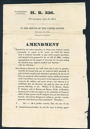 H. R. 336 [To accompany report no.: United States. Senate.