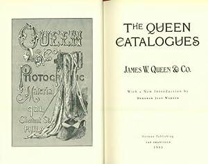 The Queen Catalogues. 2-volume set.; Warner, Deborah Jean, editor: Queen, James