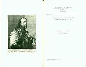 Sir Kenelm Digby, A bibliography. Ltd to 350 copies.; Rubin, Davida, ed: Digby, Kenelm