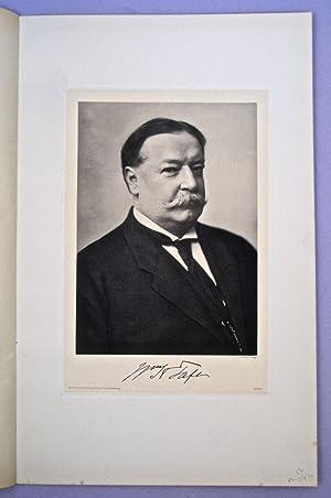 Portrait photolithograph, folio size after Moffett, Chicago: Taft, William Howard