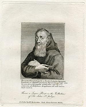 Engraved Portrait: Archangelus of Pembroke