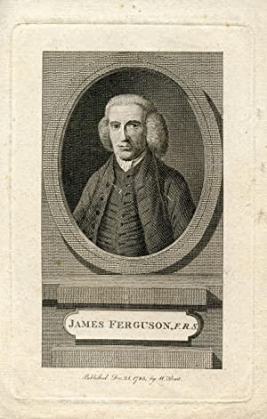 Engraved Portrait: Ferguson, James