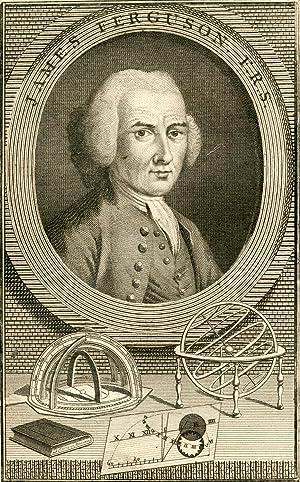 Engraved Portrait: Ferguson, James