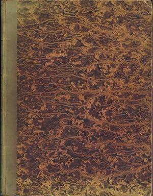 Quinologie. Des quinquinas. 23 hand-colored plates. Inscribed by Delondre to M. Dublanc: Delondre &...