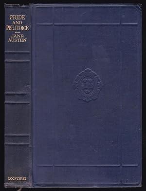 Pride and Prejudice: Jane Austen; R.