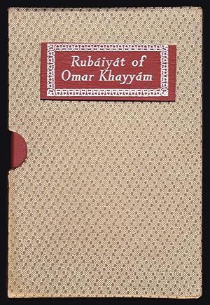 Rubaiyat of Omar Khayyam: Edward Fitzgerald; Marjorie