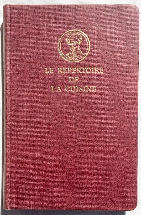 LE REPERTOIRE DE LA CUISINE. - Florian Press