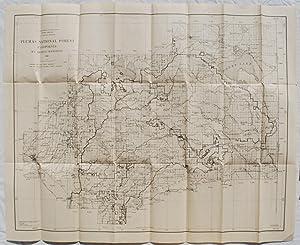 Plumas National Forest California, Mt. Diablo Meridian, 1922.: U. S. Department of Agriculture, ...