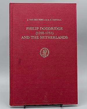 Philip Doddridge (1702-1751) and the Netherlands: J. Van Den Berg and Geoffrey F. Nuttall