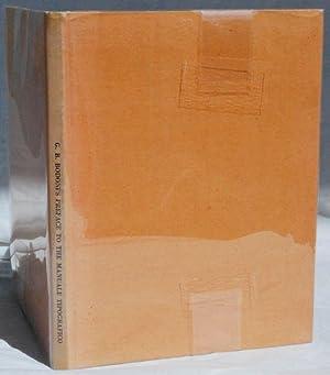 G. B. Bodoni's Preface to the Manuale: Giambattista Bodoni (1740-1813).