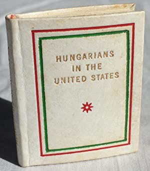 Hungarians in the United States.