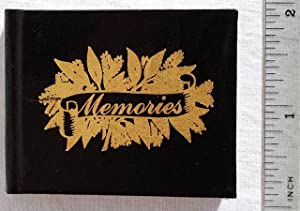 Memories: An Anthology.