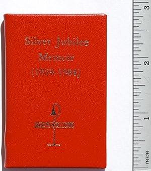 Silver Jubilee Memoir (1959-1984): Francis J Weber
