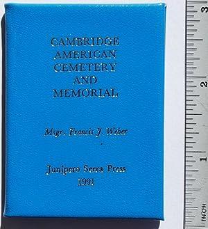 Cambridge American Cemetery and Memorial: Francis J Weber