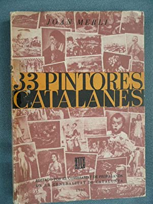 33 Pintores Catalanes: Joan Merli