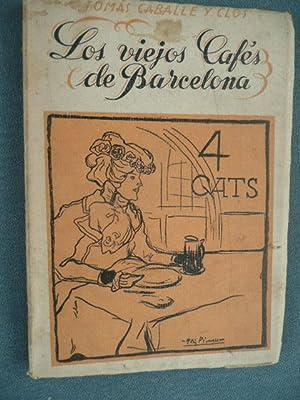 LOS VIEJOS CAFÉS DE BARCELONA.Tomo II.: Caballé y Clos,
