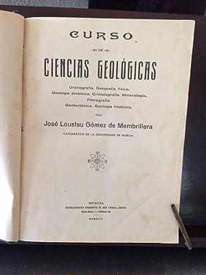 Curso De Ciencias Geológicas, Uranografia, Geografia Física, Geologia Dinamica, ...