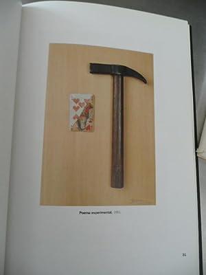 Joan Brossa. Carmen Calvo. España En La XLVII Bienal De Venecia.