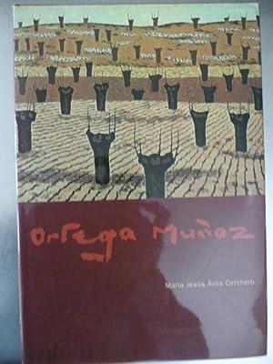 Ortega Muñoz: Avila Corchero, Maria Jesús