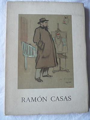 Exposición Ramón Casas conmemorativa del XXV aniversario: JUNTA DE MUSEOS