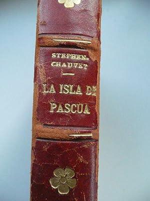 La isla de Pascua y sus Misterios: Chauvet, Stephen; Souviron,