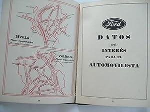 CARRETERAS DE ESPAÑA Y PORTUGAL: Ford