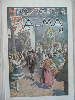 HISTORIA DE NUESTRA SEÑORA DE LA BALMA: EJARQUE, Ramón, Pbro.