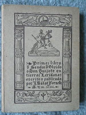 PRIMER LIBRO DE SENDAS DEL OLVIDO o: Salat Fornells, J.