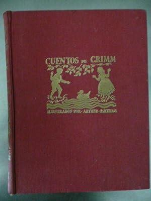 CUENTOS DE GRIMM: Arthur Rackham