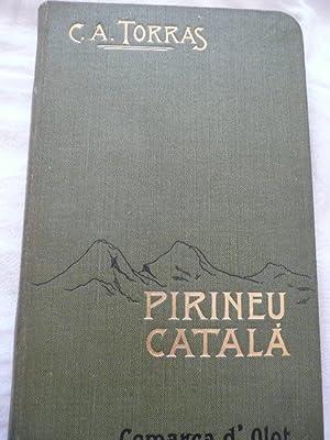 Pirineu Català, guia itinerari. Comarca d'Olot. Valls: Torras, César August