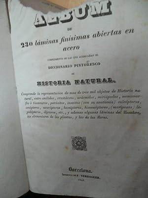 ALBUM De Anélidos, Crustaceos, Arácnidos, Miriápodos, Monomorfos, Pará...