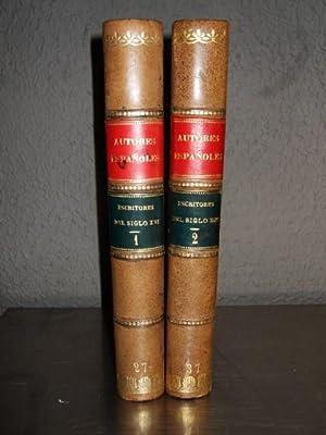Escritores Del Siglo XVI. 2 Tomos: San Juan De