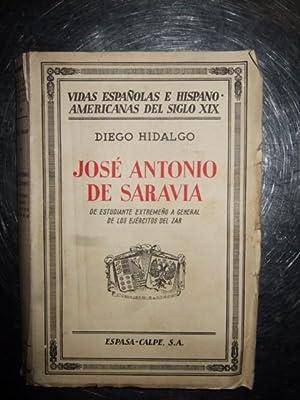 José Antionio De Saravia De Estudiante Extremeño: Diego Hidalgo