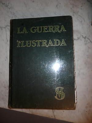 La Guerra Ilustrada. TOMO I: Augusto Riera
