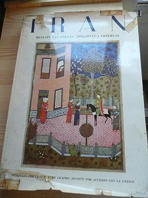 Iran. Miniaturas Persas. Biblioteca Imperial.: New York Graphic