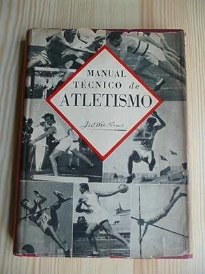 Manual Tecnico De Atletismo: Federico Dickens