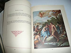 JESUCRISTO, CUADROS EVANGELICOS, Patrocinada Por El Caudillo De España, Francisco Franco ...