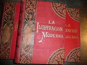 La Ilustracion Moderna. Semanario Dedicado A Las Familias, Redactado Por Distinguidos Literatos ...
