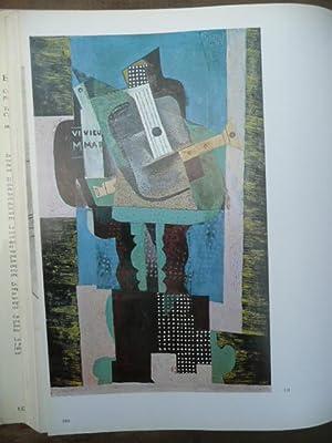 El Cubismo de Picasso: Catalogo razonado de la obra pintada, 1907-1916: Pierre Daix. Joan Rosselet