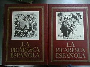 La Picaresca española 2 TOMOS Con ESTUCHE